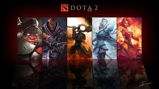 Live Streaming Dota 2 ! Daily Ranked for FUN.