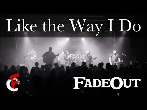 Melissa Etheridge - Like the Way I Do - FadeOut (Official) Live Cover