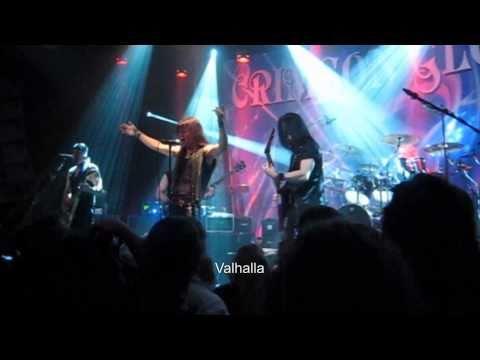 Crimson glory Valhalla Live in de boerderij 28-04-2011