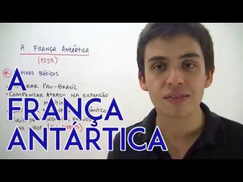 ParabenX   A França Antártica