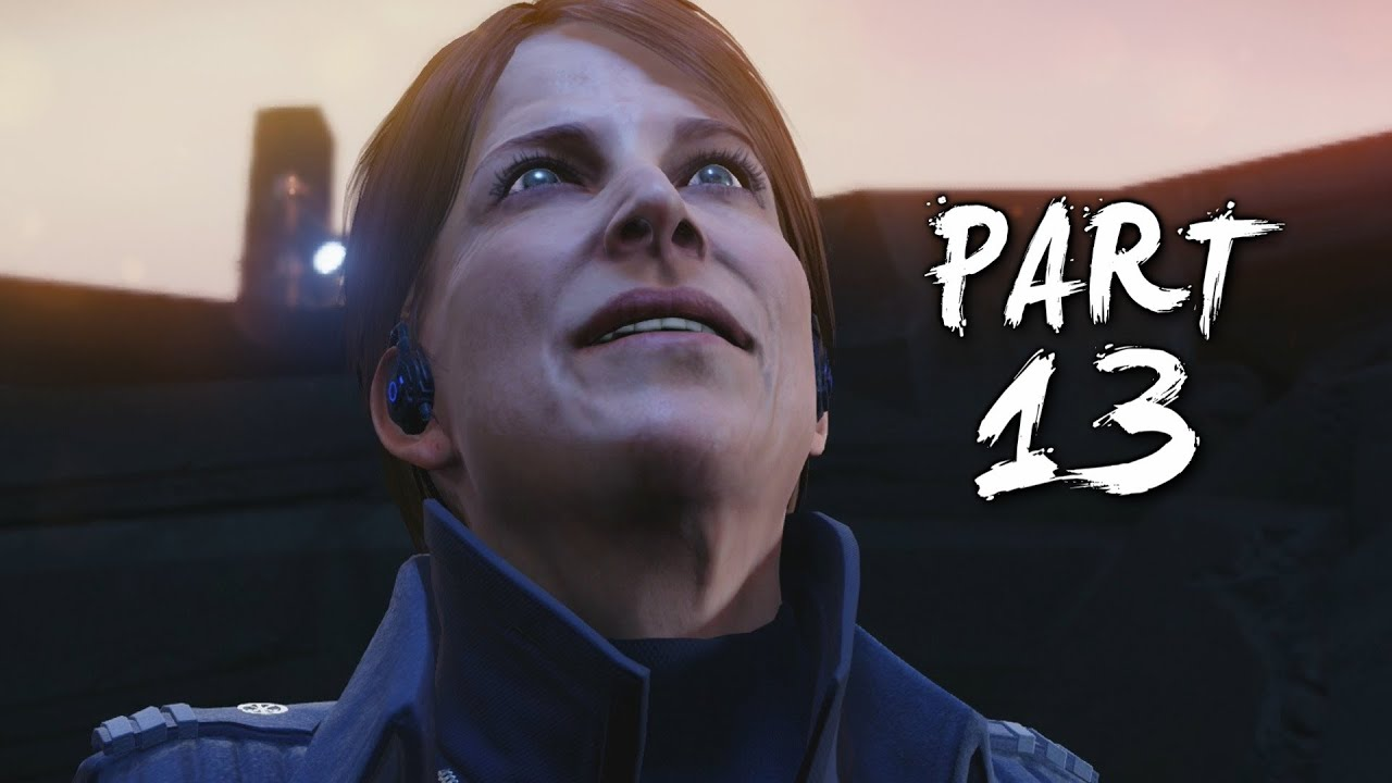 Infamous Second Son Gameplay Walkthrough Part 13