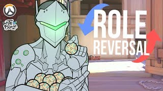 Role Reversal: An Overwatch Cartoon