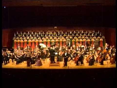 Penderecki conducts Penderecki Symphony No.8 (Lieder der Vergänglichkeit) (Part 2)