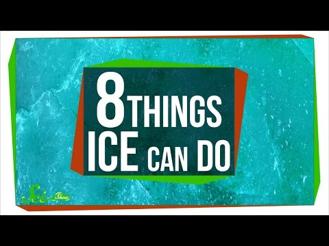 8 Beautiful, Weird, and Scary Things Ice Can Do