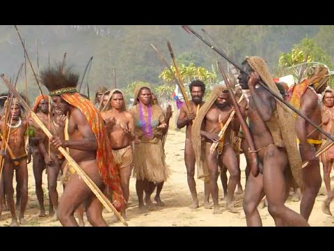 In this video I'll talk about our expedition to the wild tribes of Papua New Guinea where people still live like in a Stone Age (from 6:25), about shocking rites on the Sulawesi island (from...
