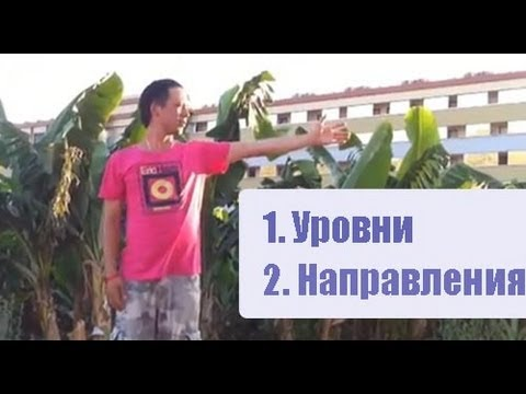 Skill_up 5! Как танцевать объемно - уровни и направления