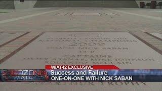 Saban: Success and failure