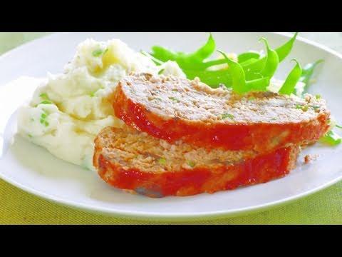 Light Meat Loaf Recipe