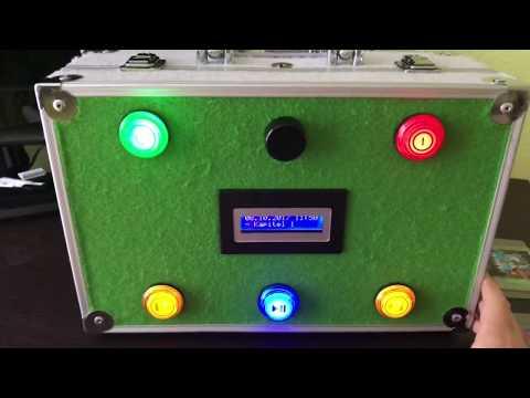 Raspberry Pi Junior Jukebox MP3 Player für Kinder