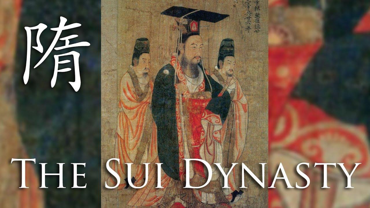 the sui sang tang dynasties