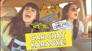 Download Lagu CAR CHAT KARAOKE! (Carpool Karaoke) Gratis STAFABAND