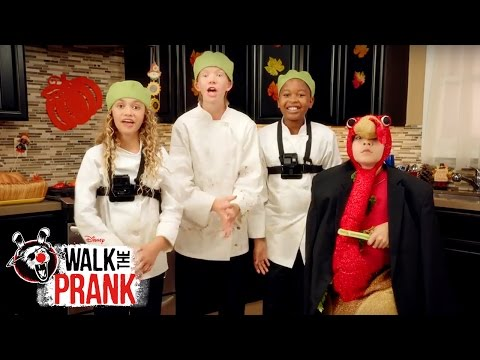Pranksgiving Rewind | Walk the Prank | Disney XD