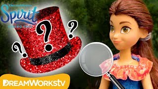 The Missing Magic Hat Mystery (with The Happy Family Show)   SPIRIT RIDING FREE