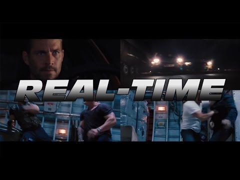 Fast and Furious 6: Plane Scene in Real-Time