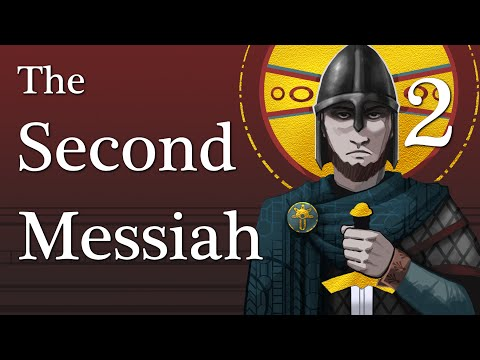 The Second Messiah Episode 2 - Total War Attilla - Ostrogoth Narrative Let's Play