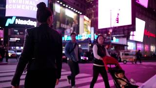 Fujifilm X-E3 4k Sample Film Footage - The Streets of New York