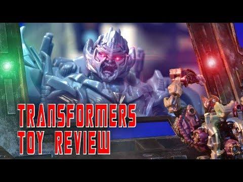 Transformers Studio Series Review - Megatron