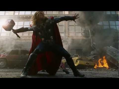 The Avengers | Blu-Ray announcement (2012)