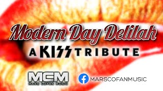 Kiss - Modern Day Delilah | Cover by 3GOm4R5