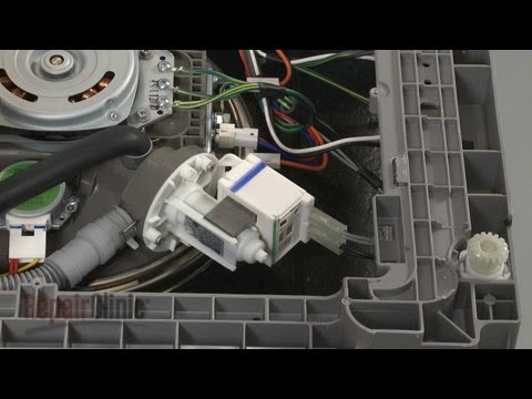 Drain Pump - LG Dishwasher
