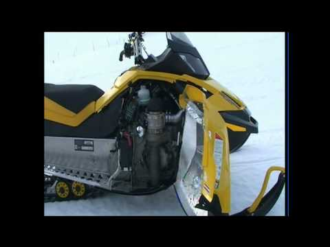 SkiDoo 1200 Turbo