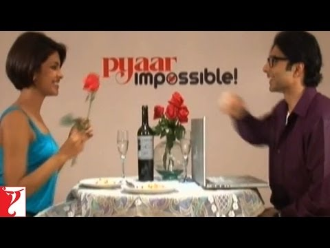 Pyaar Impossible Step 4 - The First Date - Video Blog - 6 Steps = Pyaar Possible - Pyaar Impossible