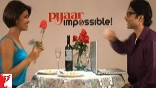 Step 4 Pyaar Impossible  - The First Date - Video Blog - 6 Steps = Pyaar Possible - Pyaar Impossible
