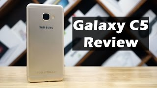 Samsung Galaxy C5 Review!