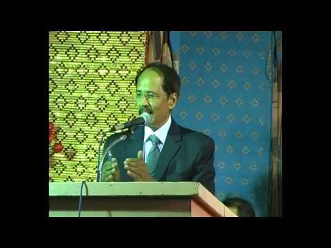 Salma Matriculation School - Annual Day 2013 Part 1 - Chief Guest Dr.M.Rajaram Speech.