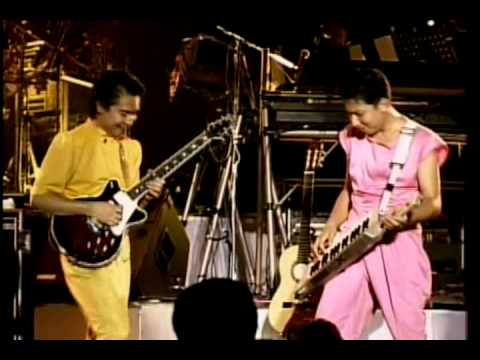 Casiopea - Bridge Over Troubled Water *World Live '88*