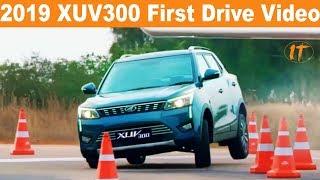 2019 Mahindra XUV300 First Look Exterior, Interior, Drive 🔥