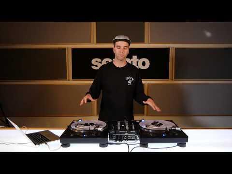 Pioneer DJ DJM-S3 Walkthrough