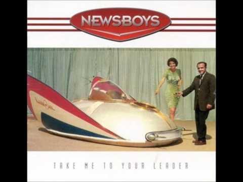 Newsboys - God Is Not A Secret