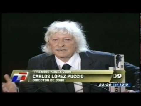 Carlos López Puccio - Premio Konex 2009 como Director de coro de la década