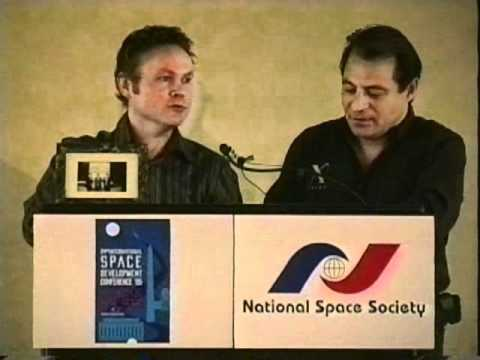 Peter Diamandis at ISDC: The X Prize and the future of space travel