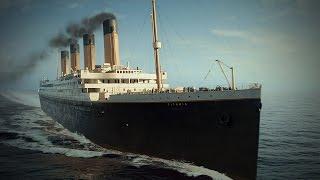 La tragedia del Titanic.