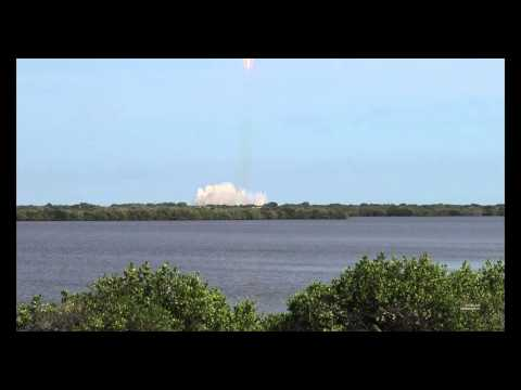 SpaceX Falcon 9 Rocket Dragon Resupply Mission