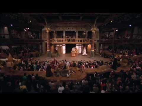Shakespeare's Globe Mini-doc video