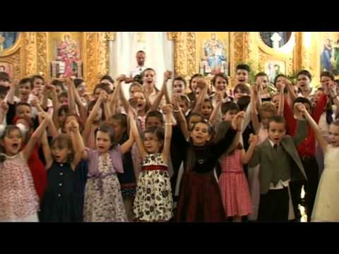 Que Sera - Unison Childrens Choir video
