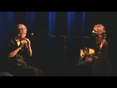 "Nadishana - Gorelik Duo, ""Tsaaj"", live at Werkstatt der Kulturen"