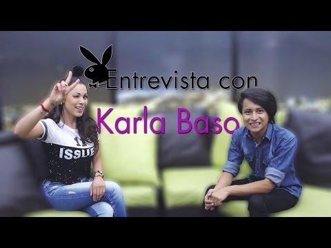 GUATEMALA,PLAYBOY Y EGO con KARLA BASO