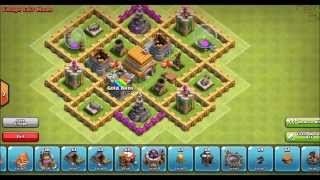 Download Best Town Hall 6 Defence Strategy Clash Of Clans+SPEEDRUN 3Gp Mp4