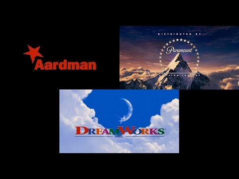 Aardman/Distributed By Paramount Pictures/DreamWorks Animation SKG [Closing] (2006)