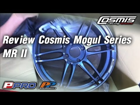 Review Cosmis Mogul Series ล้อแม็ก MR II