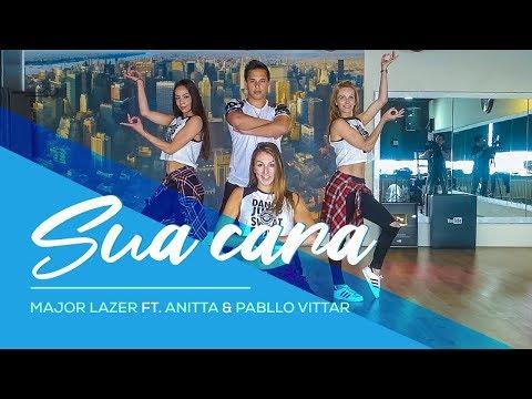 Sua Cara - Major Lazer ft Anitta & Pabllo Vittar - Easy Fitness Dance Coreografia Dança Baile
