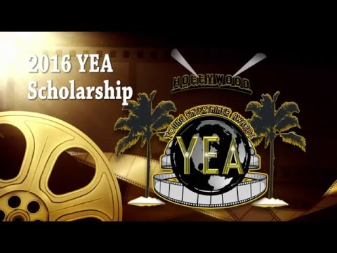 Scholarship Award - The Young Entertainer Awards