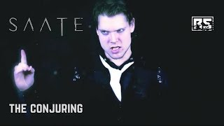 SAATE - The Conjuring (OFFICIAL MUSIC VIDEO)