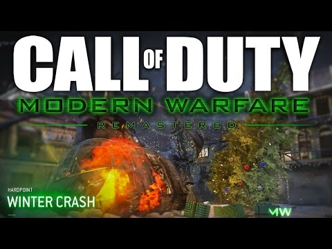 Modern Warfare Remastered: WINTER CRASH! [MWR Christmas DLC]