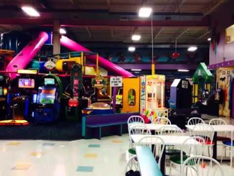 Kids Indoor Playground Birthday Parties