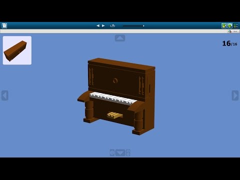 How To Make Mini Lego Piano V1 Russian V1 From Youtube - Download Free Music Mp3 Download